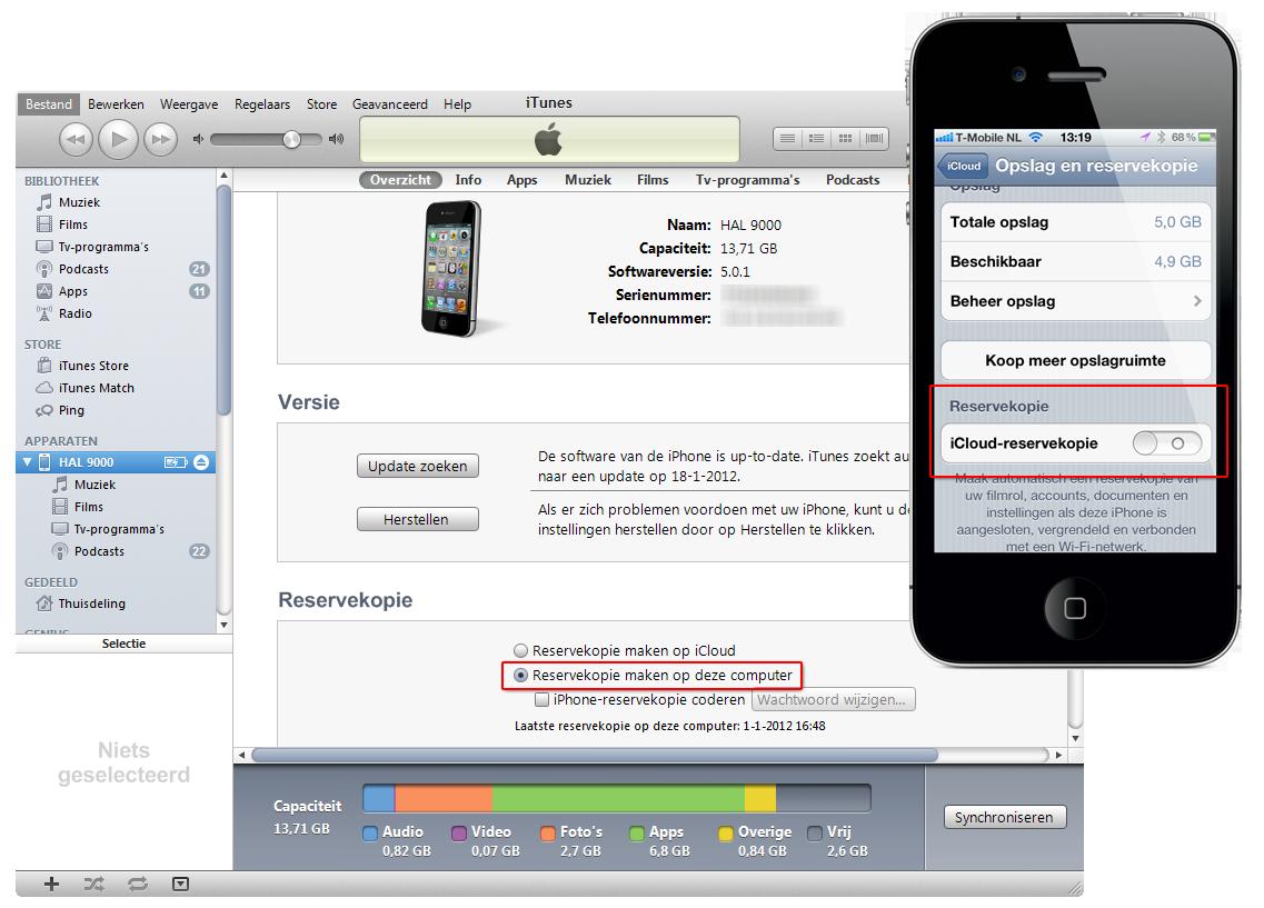Backup iphone 6 cloud computing