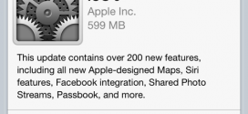 iOS 6.1 bèta 4