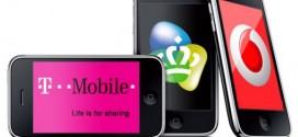 iPhone providers