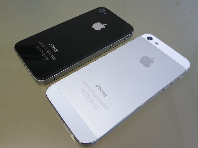 1349220912 jpgIphone 5s White Vs Black