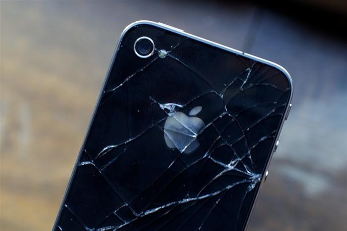 scherm iphone kapot